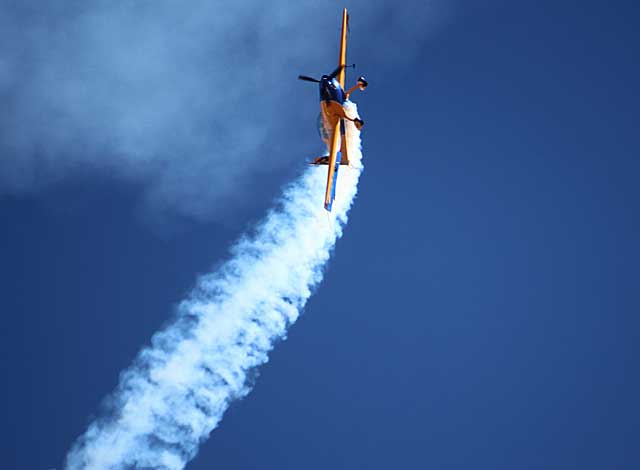 Wings Out West Airshow Wins Award For Best in the Country