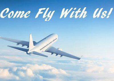 Fly Prescott 10K Effort Taking Off