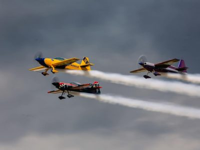 Embry-Riddle and City of Prescott Present Wings Out West Airshow Oct. 5