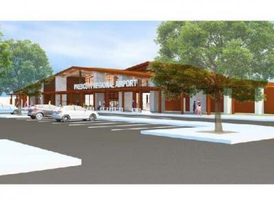 Willmeng begins construction on new passenger terminal at Prescott Regional Airport Ernest A. Love Field