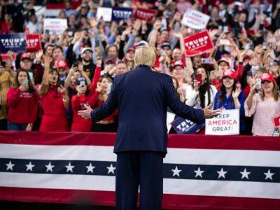 Information Regarding Trump 2020 Campaign Rally
