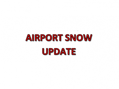 Flight Status and Airport Operations Update – Tuesday,  January 26, 2021