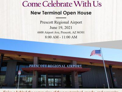New Passenger Terminal Community Event